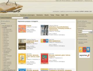 ksiegarnia.eduskrypt.pl screenshot