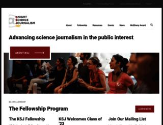 ksj.mit.edu screenshot