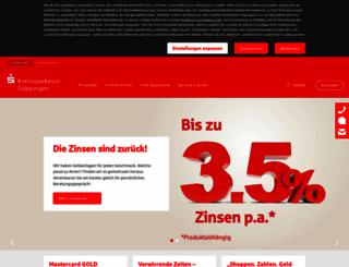 ksk-gp.de screenshot
