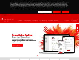 ksk-stendal.de screenshot