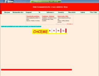 ksmprobrno.wbs.cz screenshot