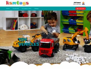 ksmtoys.com screenshot