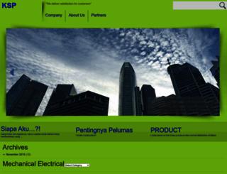 ksp.co.id screenshot