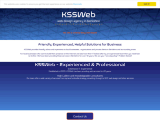 kssweb.com screenshot