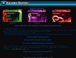 kstationaudio.com screenshot