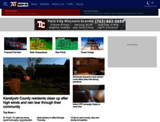 kstp.com screenshot