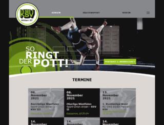 ksv-witten.de screenshot