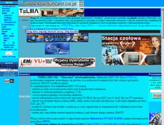 ksw-funcard.civ.pl screenshot