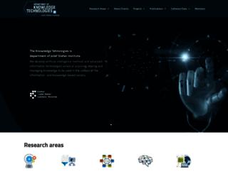 kt.ijs.si screenshot