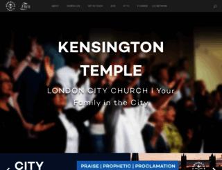 kt.org screenshot