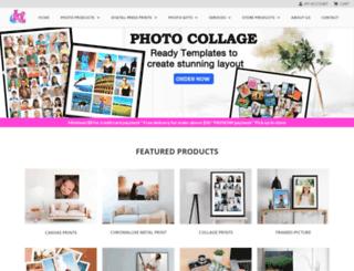 ktcolour.com.sg screenshot