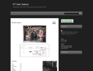 kthairsaloon.blogspot.com screenshot