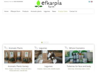 ktima-efkarpia.com screenshot