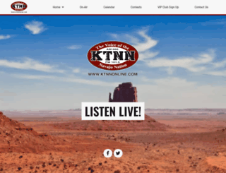 ktnnonline.com screenshot