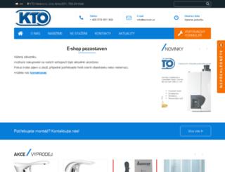 kto-hulin.cz screenshot