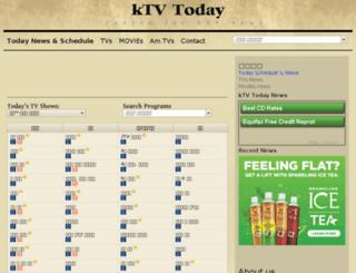 ktvtoday.com screenshot