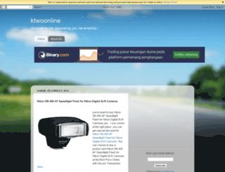 ktwoonline.blogspot.com screenshot