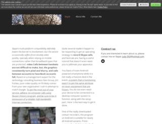 ku-vol.jimdo.com screenshot