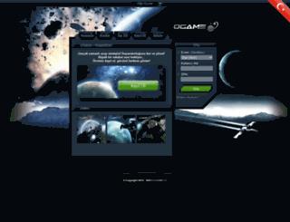 kuantum.ogame.cc screenshot