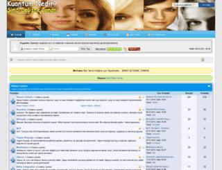 kuantumnedir.com screenshot