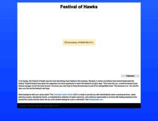 kucareerhawk.com screenshot