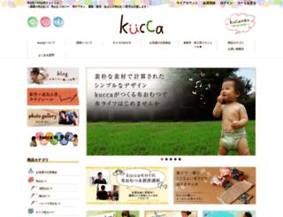 kucca.jp screenshot