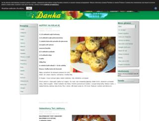 kuchnia.com.pl screenshot