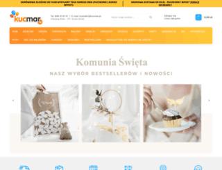 kucmar.pl screenshot