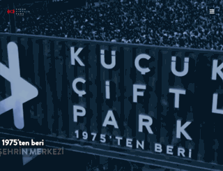 kucukciftlikpark.com screenshot