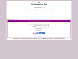 kucukkadinlarfan.fforum.biz screenshot
