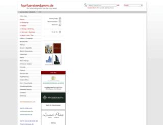 kudamm.com screenshot