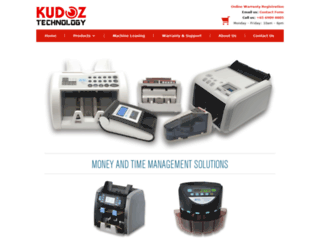 kudoztech.com screenshot