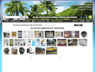 kudus.indoadvertiser.net screenshot