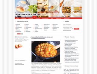 kuechenzeilen-classic.de screenshot