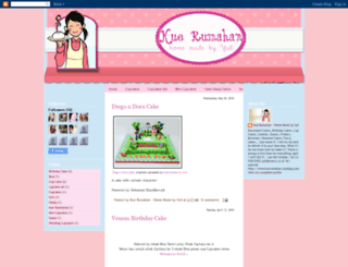 kuerumahan.blogspot.com screenshot