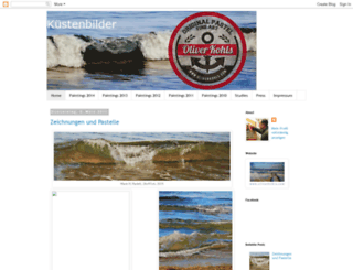 kuestenbilder.blogspot.com screenshot