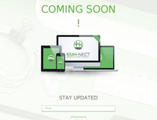 kuh-nect.com screenshot
