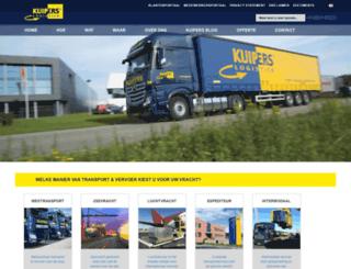 kuipers.nl screenshot