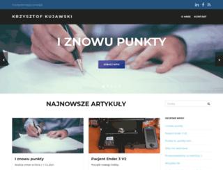 kujawski.biz.pl screenshot
