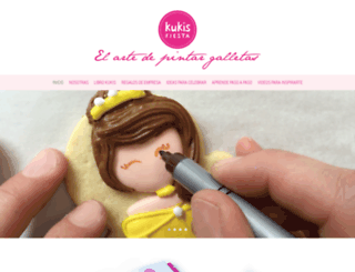 kukisfiesta.com screenshot