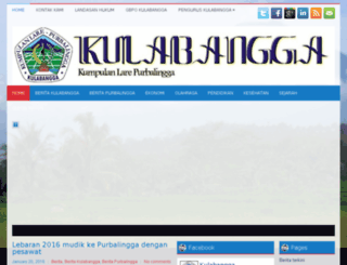 kulabangga.org screenshot