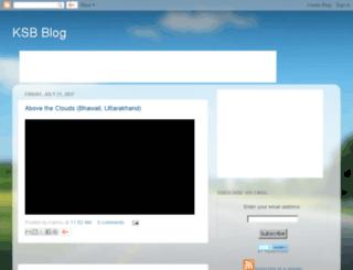 kuldeepsinghbisht.blogspot.com screenshot