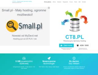 kulega.ct8.pl screenshot