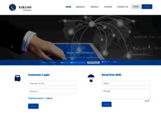 kullsms.com screenshot