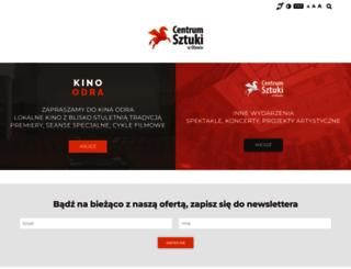 kultura.olawa.pl screenshot
