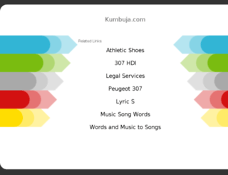 kumbuja.com screenshot