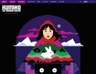 kumikothetreasurehunter.com screenshot