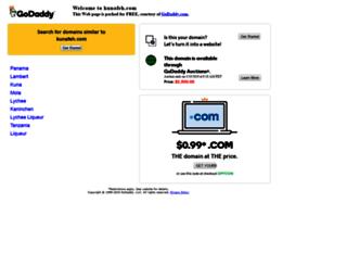 kunafeh.com screenshot