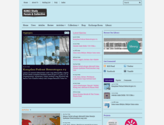 kunci.or.id screenshot