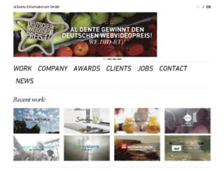 kundenfilm.de screenshot
